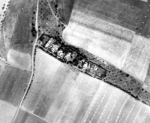 Militärische Aufnahme aus dem Jahr 1952