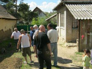 zu Besuch in Kálló