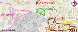 Plan für 1.5.2014, Ústí